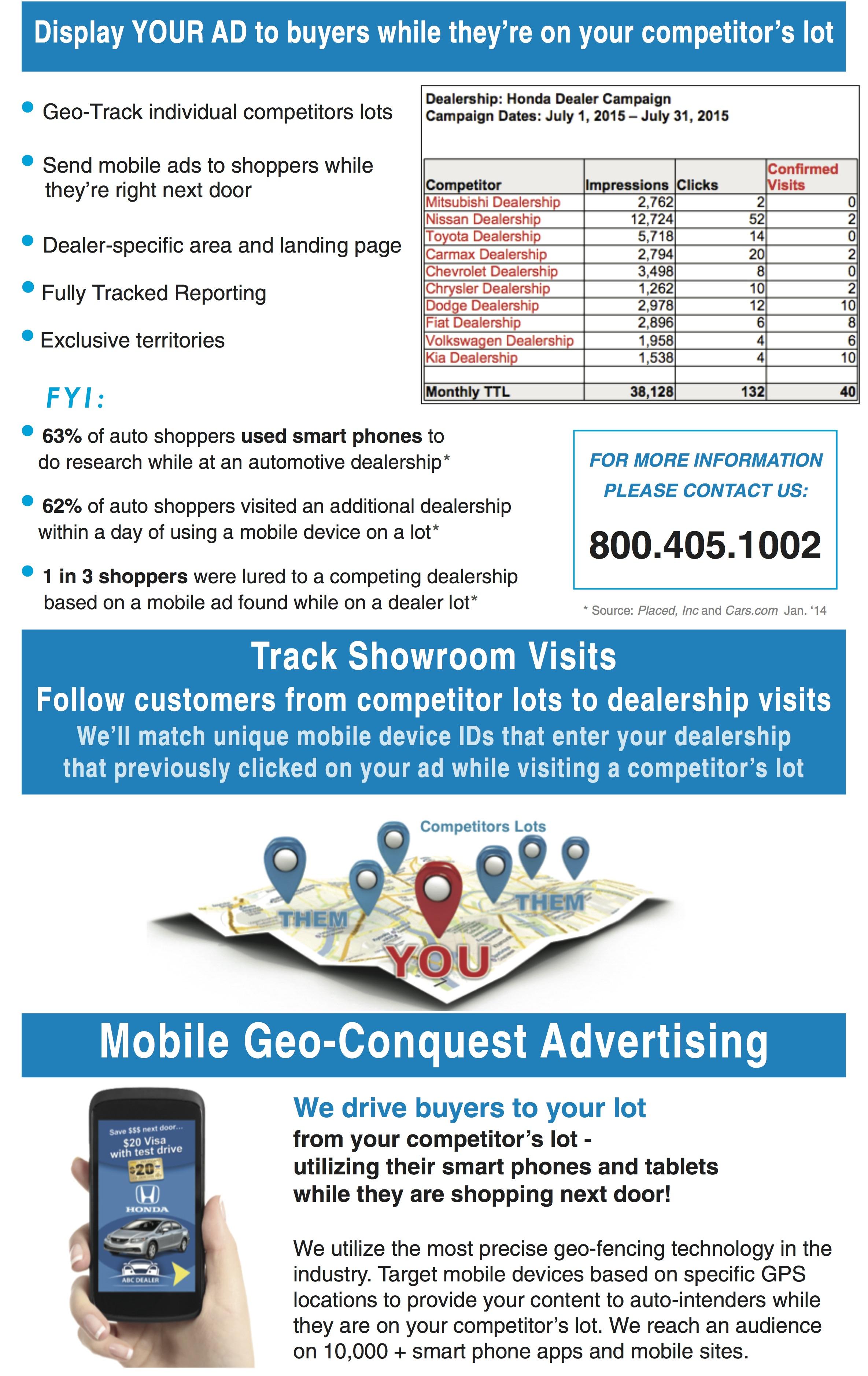 Mobile Geo Conquest